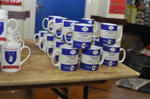 Tea Rooms Papplewick