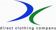 direct clothing co logo