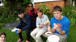 Boarders' First weekend - Camping on the school grounds