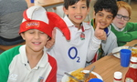 dress down day - Rugby world cup